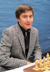 S. Karjakin Retador al título.